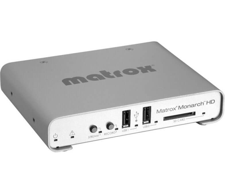matrox-monarch-HD-face-avant