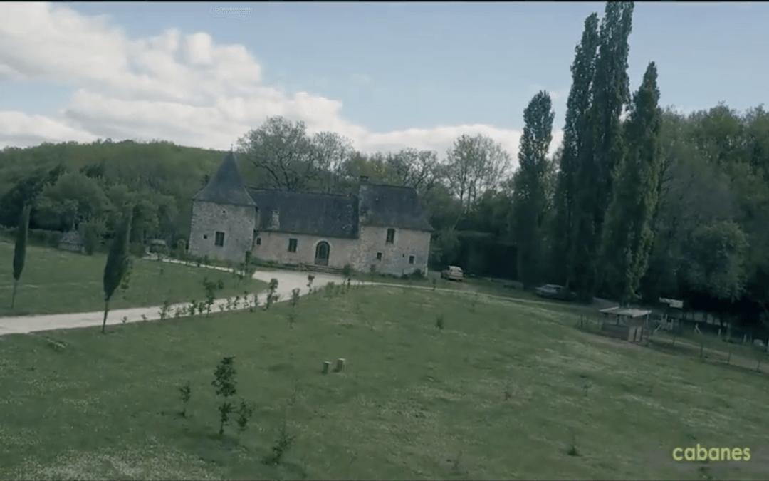 Les cabanes de Jeanne