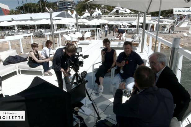 Festival de Cannes 2017 pour «Figaro live»