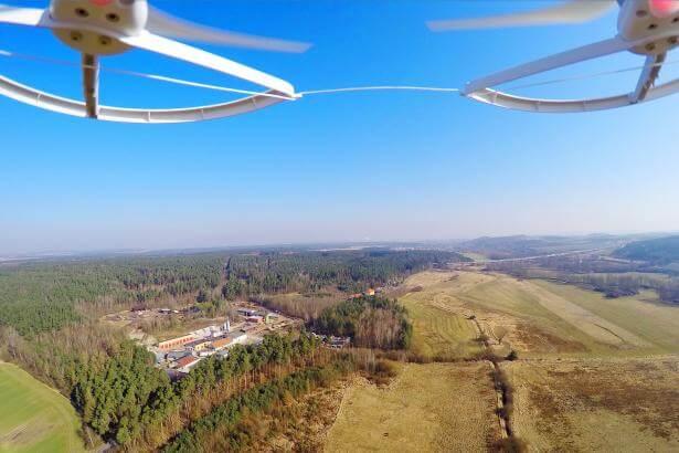 A quelle hauteur ou altitude puis-je voler avec mon drone de loisir ?