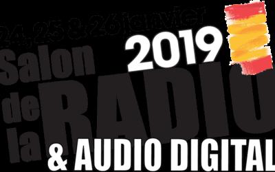 Le RodeCaster Pro au Salon de la radio les 24,25,26 janvier 2019