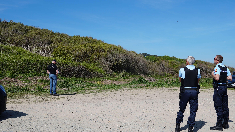 sécurité gendarmerie drone