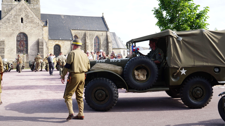 DDAY 75 véhicule