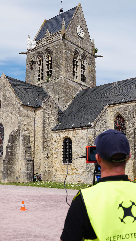 Sainte Mere Eglise Sécu